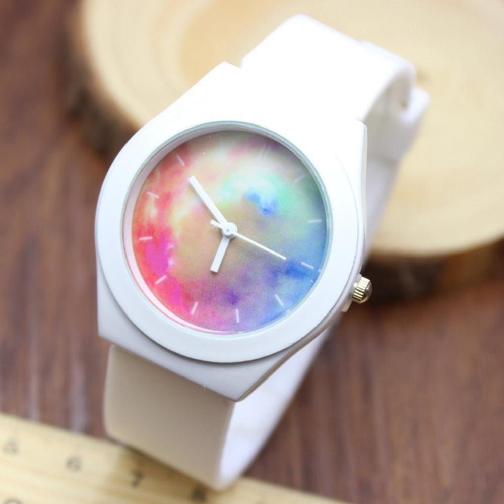2018 Top Brand Women Fashion Watches Creative Watch Ladies Watch Men Clock Neutral Relojes Para Mujer Relogio Bayan Kol Saati