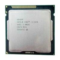 intel core i5 2320 /core2 i5 2320 CPU 3.3GHz/6MB L3 Cache/Quad Core/TDP:95W/ LGA1155 socket have a i5 2300 /2400