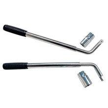 Wholesale Car Van Brace Extendable Wheel Flip Socket Tyre Lug Nut Wrench 17 19 21 23MM Wholesale A2000