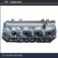 k9k cylinder head for Nissan March III/kubistar/Note DACIA LOGAN Suzuki jimny 1461cc 1.5dci 01- 110417781R 7701473181