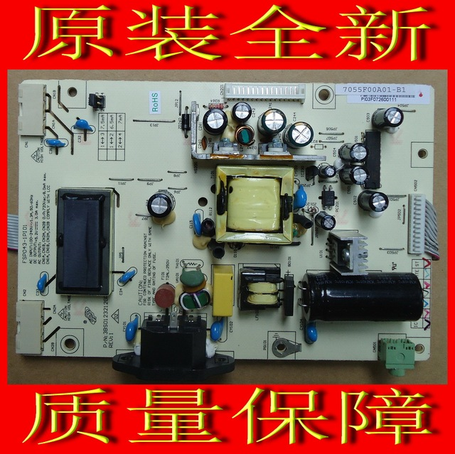 FOR ViewSonic VX1935VM lamp power board 3BS0123212GP 4 General Board is used