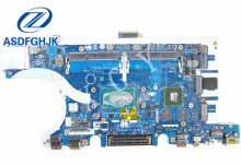 Laptop Motherboard ZBU11 LA-A963P for Dell for Latitude E7450 Motherboard KVR03 0KVR03 CN-0KVR03 i7-5600U 2.6 GHz 100% test ok