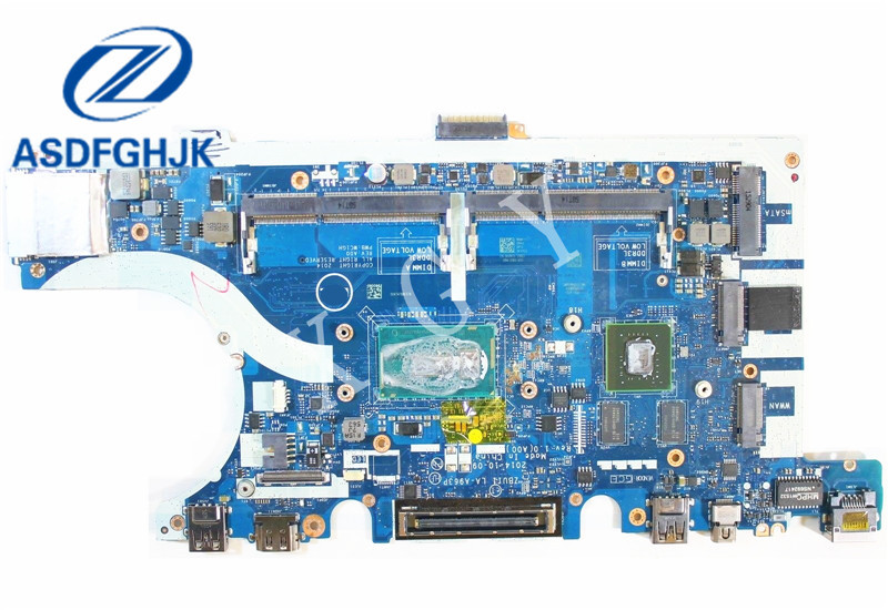 Laptop Motherboard ZBU11 LA-A963P for Dell for Latitude E7450 Motherboard KVR03 0KVR03 CN-0KVR03 <font><b>i7</b></font>-<font><b>5600U</b></font> 2.6 GHz 100% test ok image