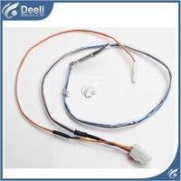 5pcs Lot For Original LG Frost Free Refrigerator Parts Defrosting Temperature Sensor Probe GR B2074FNA Evaporator