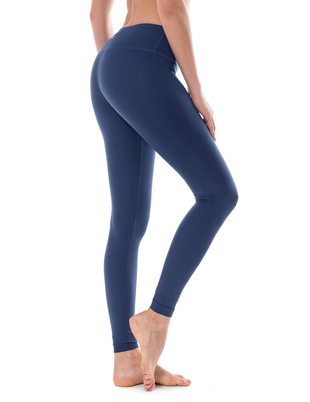 Для женщин Колготки тренировки Леггинсы для женщин для похудения Кальсоны йоги с карманами