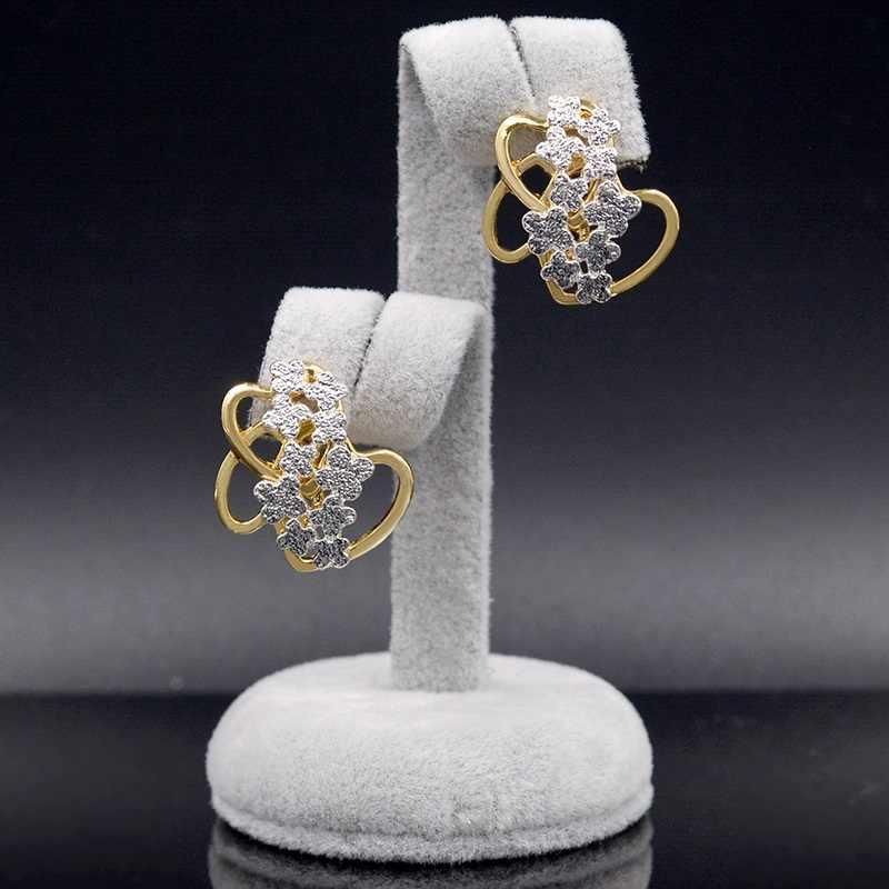 Sunny Schmuck Mode Schmuck 2019 Schmuck Sets Für Frauen Halskette Ohrringe Anhänger Fee Blume Für Braut Hochzeit Einzigartige Geschenk