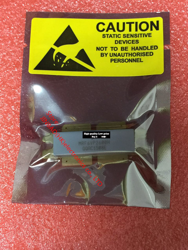 MRF6VP2600H MRF6VP2600HR MRF6VP2600HR6 MRF6VP2600HR5 2 -- 500 МГц, 600 Вт, 50 в RF мощный МОП-транзистор