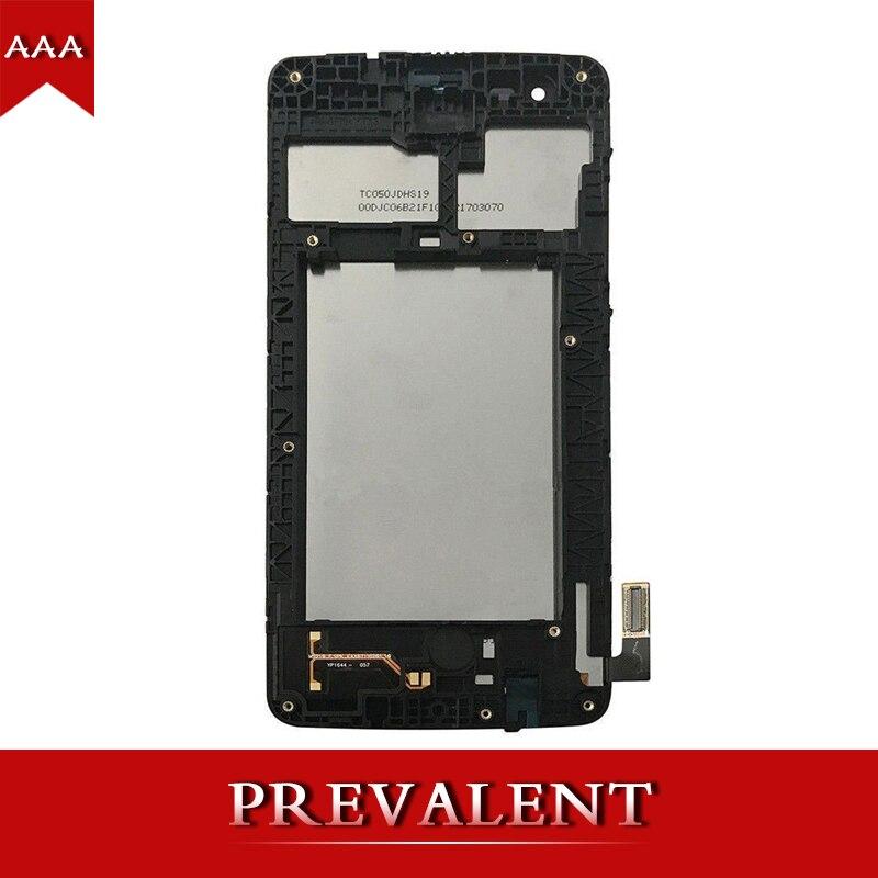 BlackWhite For LG K8 2017 Aristo M210 MS210 US215 Full