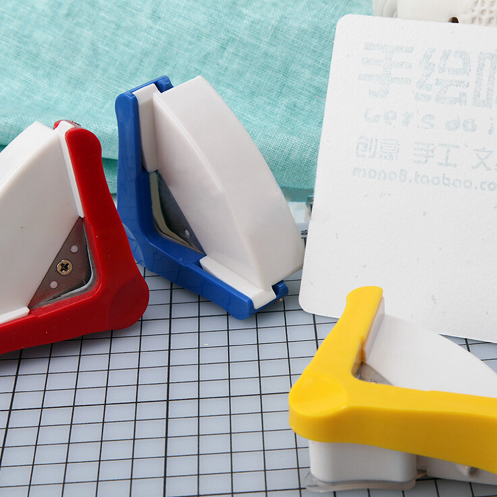 Scrapbooking DIY High Quality R5 Corner Rounder 5mm Paper Punch Card Photo Cutter Tool Craft
