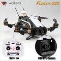 Walkera fast and Furious 320 GPS RC Drone con la cámara TVL800 1080 P Devo10 2.4 G transmisor RTF Quadcopter OSD ppc Modular F16886 / 87