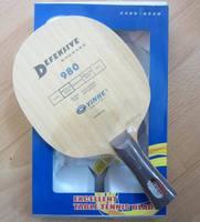 Оригинальный Млечный Путь Yinhe 980 лезвие для настольного тенниса для защитной разделочной ракетки для настольного тенниса Ракетки для спорт...