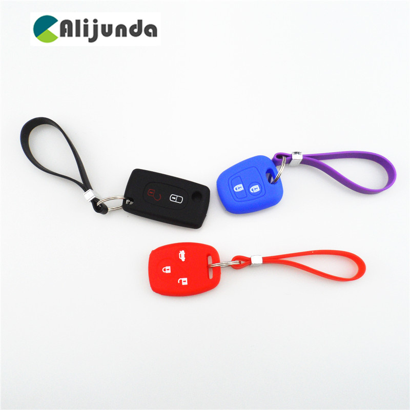 Hot Silicone Frozen Wrist Strap Fashion <font><b>Keychain</b></font> for Land <font><b>Rover</b></font> <font><b>Range</b></font> <font><b>Rover</b></font>/<font><b>Evoque</b></font>/Freelander/Discovery image