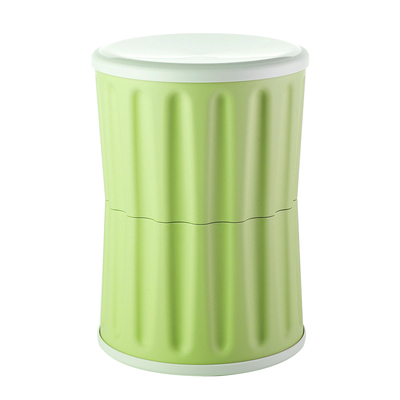 Plastic Shoe stools Storage Stool Strong Economic Foldable Bench For Kitchen Storage Box Living Room Sofa Foot Chair Storage