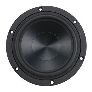 Image 2 - GHXAMP 5.25 pouces basse haut parleur 60W Woofer unité HiFi aluminium céramique noir diamant moulé Booksheft Home cinéma 55 HZ 3.2 KHz 4OHM