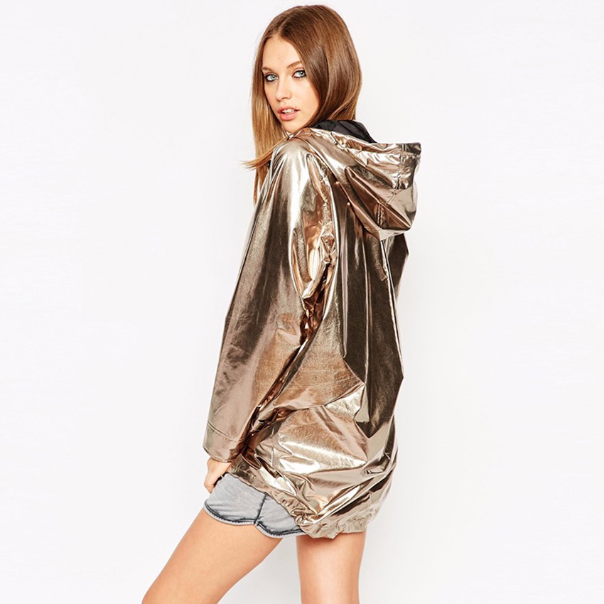 2016-New-Fashion-Gold-Jacket-Women-Hooded-Zipper-Up-Punk-Rock-European-Dance-Wear-Casual-Outerwear (2)