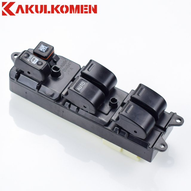84820-60110 8482060110 Left Hand Driver Side Electric Power Master Window Switch Button Panel For Toyota Land Cruiser 1998-2007