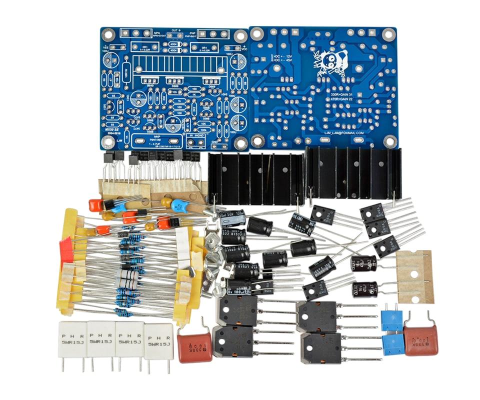 2PCS MX50 SE 100WX2