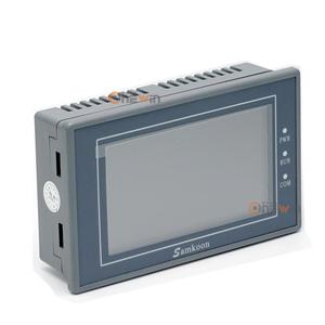 Image 2 - Samkoon EA 043A HMI dokunmatik ekran yeni 4.3 inç 480*272 insan makine arabirimi