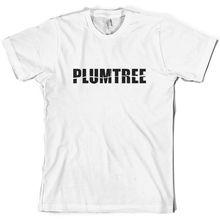 Plum Tree - Mens T-Shirt 10 Colours -S-XXL- Free UK deliveryPrint T Shirt Short Sleeve Hot Fashion Classic