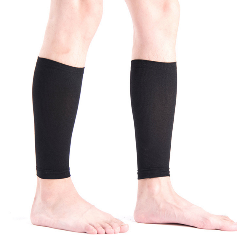 Men and women Calf sleep Compression Socks gradient Pressure Circulation Anti-Fatigu Knee High Orthopedic Support Stocking ...