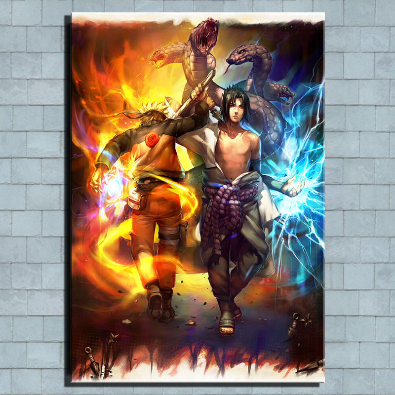 Reprint For Ralph and older Vanellope Anime Wall Scroll Poster Home Decorative