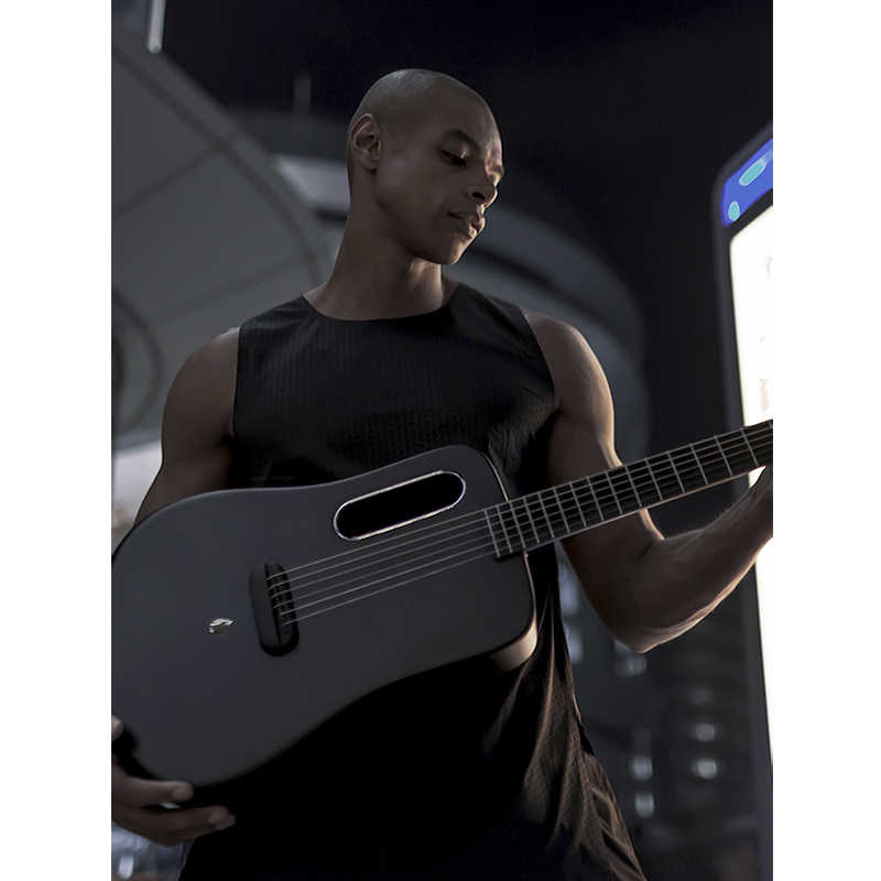 Lava Me 2 High Quality Carbon Fiber Ballad Guitar