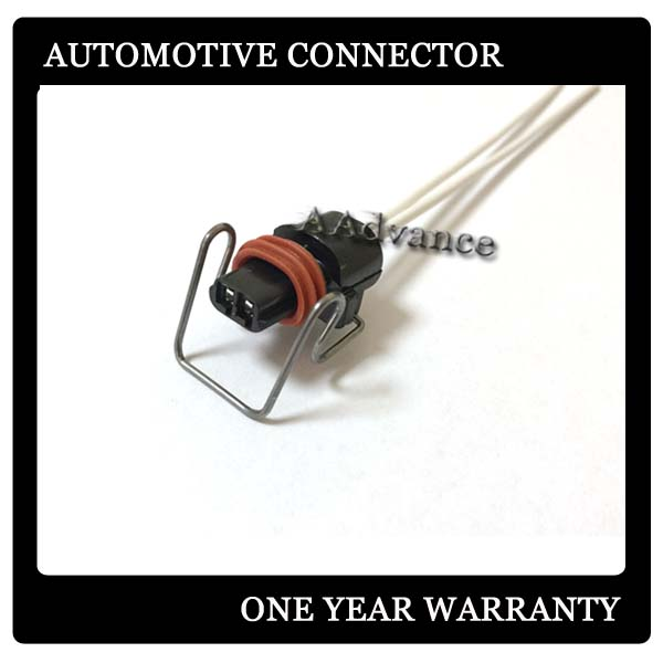 diesel 2 wire injector connector pigtail harness for 6 0l 7 3l powerstroke  vgt ipr valve