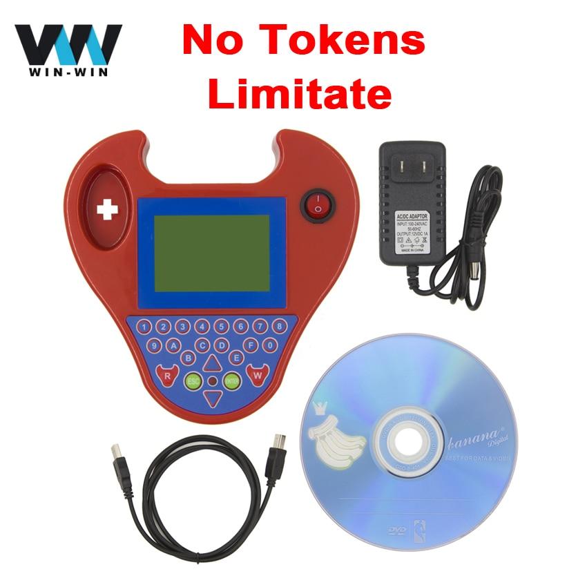 Prix pour Non Jetons Limitation Smart MINI ZED BULL Auto Key Programmeur ZedBull HW V5.02 SW V508 Auto Transpondeur Multi-Langue