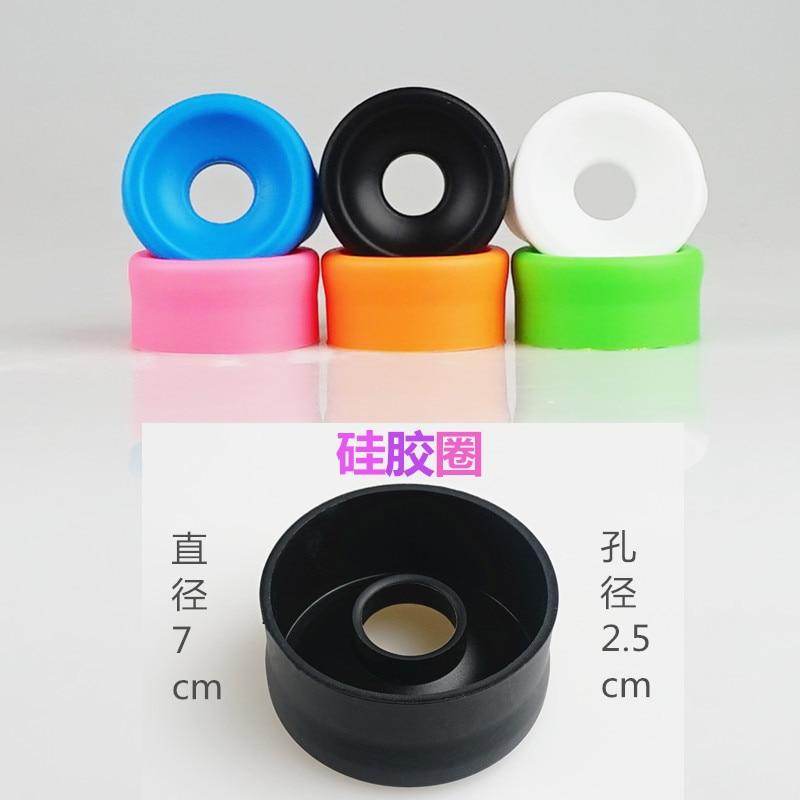 1 metros banda de goma antideslizante banda ca 23 mm de ancho blanco y negro con caucho tachas
