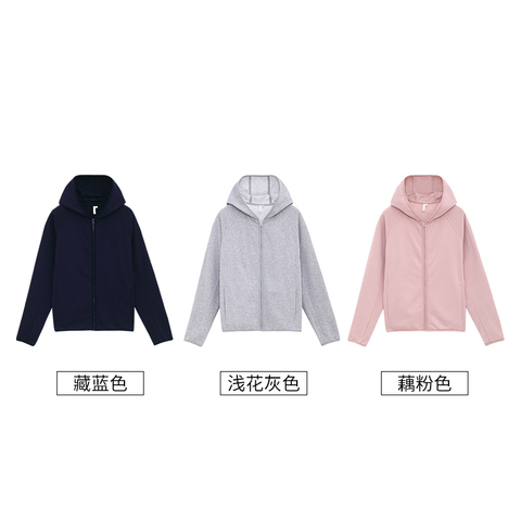INMAN 2019 Autumn New Arrival Cotton Hoodie Casual All Matched Sport Fashion Women Jacket Multan