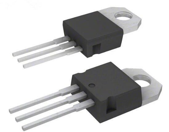 L7810CV L7810 LM7810 TO 220 10 فولت 1.5a 100 قطعة/الوحدة مجانية
