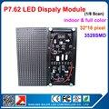 P7.62 Крытый 3in1 Полноцветный Светодиодный Дисплей Модуль 1/8 сканирования Светодиодный Матричный Модуль СВЕТОДИОДНОГО Модуля 244*122 мм Светодиодный Экран, Модуль