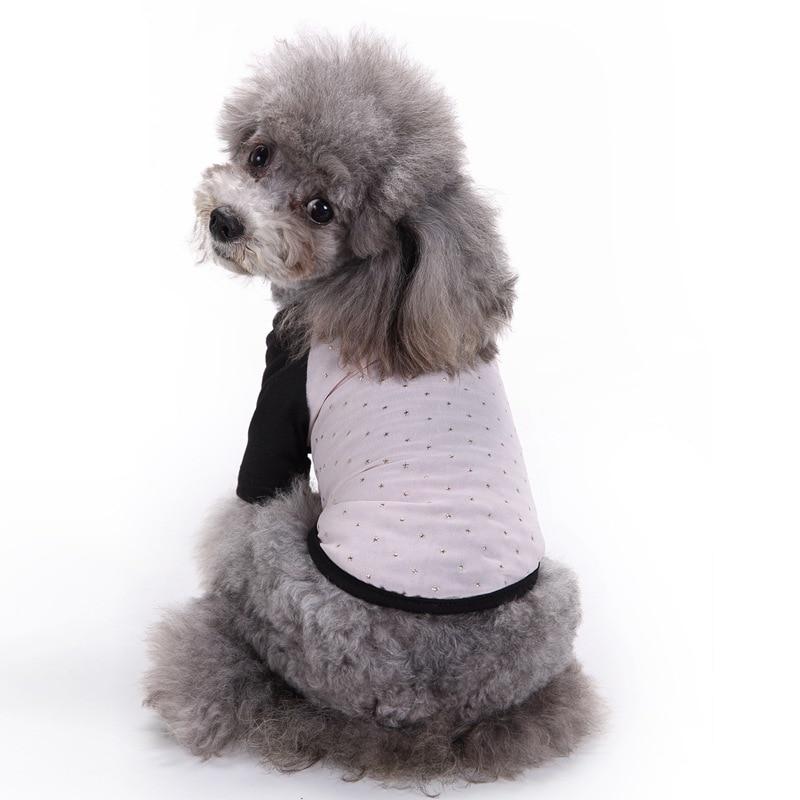 2017 új divatstílusú kutyacsizmák Forró eladó Édes póló - Pet termékek