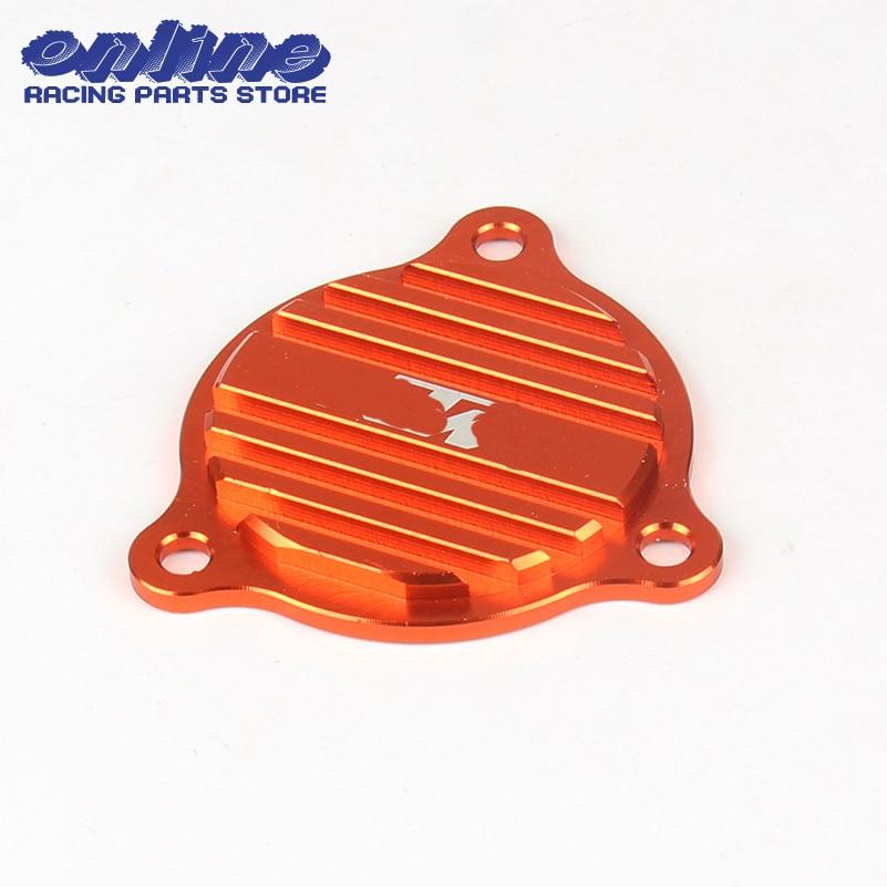 qxmotorracing CNC alyvos siurblio dangtelis KTM SXF XCF XCFW XCW EXCF 250 350 450 500