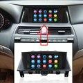 8 дюймов Автомобиля GPS Навигации для Honda Accord (2008-2012) автомобильный Радиоприемник Видеоплеер Поддержка Wi-Fi Умный мобильный телефон Зеркало-link
