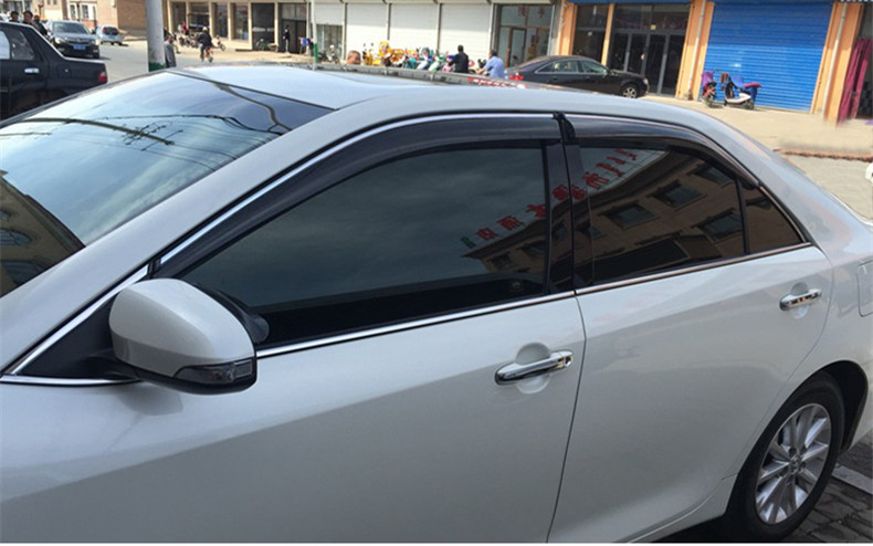 ᗛfit For Toyota ᗐ Camry Camry Side Window Rain Deflectors