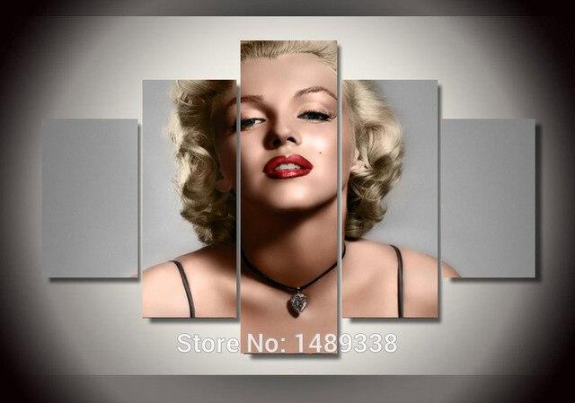 Marilyn Monroe imprimir pintura Moderna de Alta Calidad Impresa ...