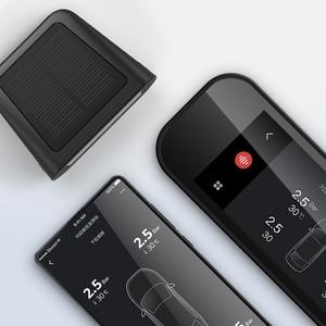 Image 4 - Sistema de supervisión de presión de neumáticos 70mai Smart Car TPMS, sistema de alarma de seguridad para coche con carga USB Dual, sensor tpms