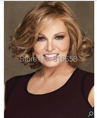 @@HOT Sell! fashion Brown Wig Women's Wigs short curly