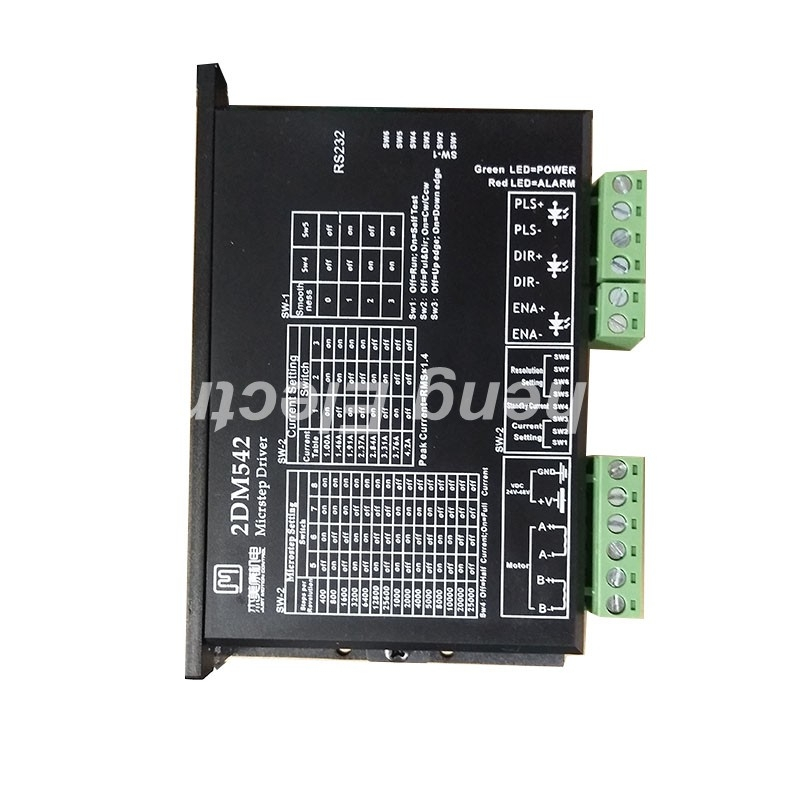 Special Jimei two-phase stepper motor drive 2DM542 for 57 stepper motor drive 24-50VDC rc2604h stepper motor drive 578 586