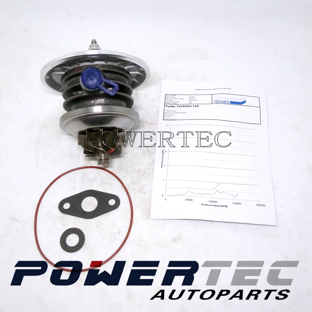 Garrett turbo CHRA GT1544S 454083 1002829 1010435 1106003 turbocharger cartridge for Ford Galaxy 1 9 TDI