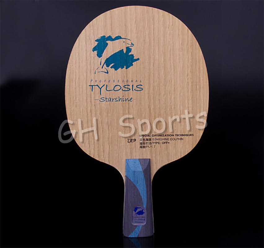 где купить New Product RITC 729 Friendship starshine dolphin Loop plus attack Table Tennis Blade for PingPong Racket по лучшей цене