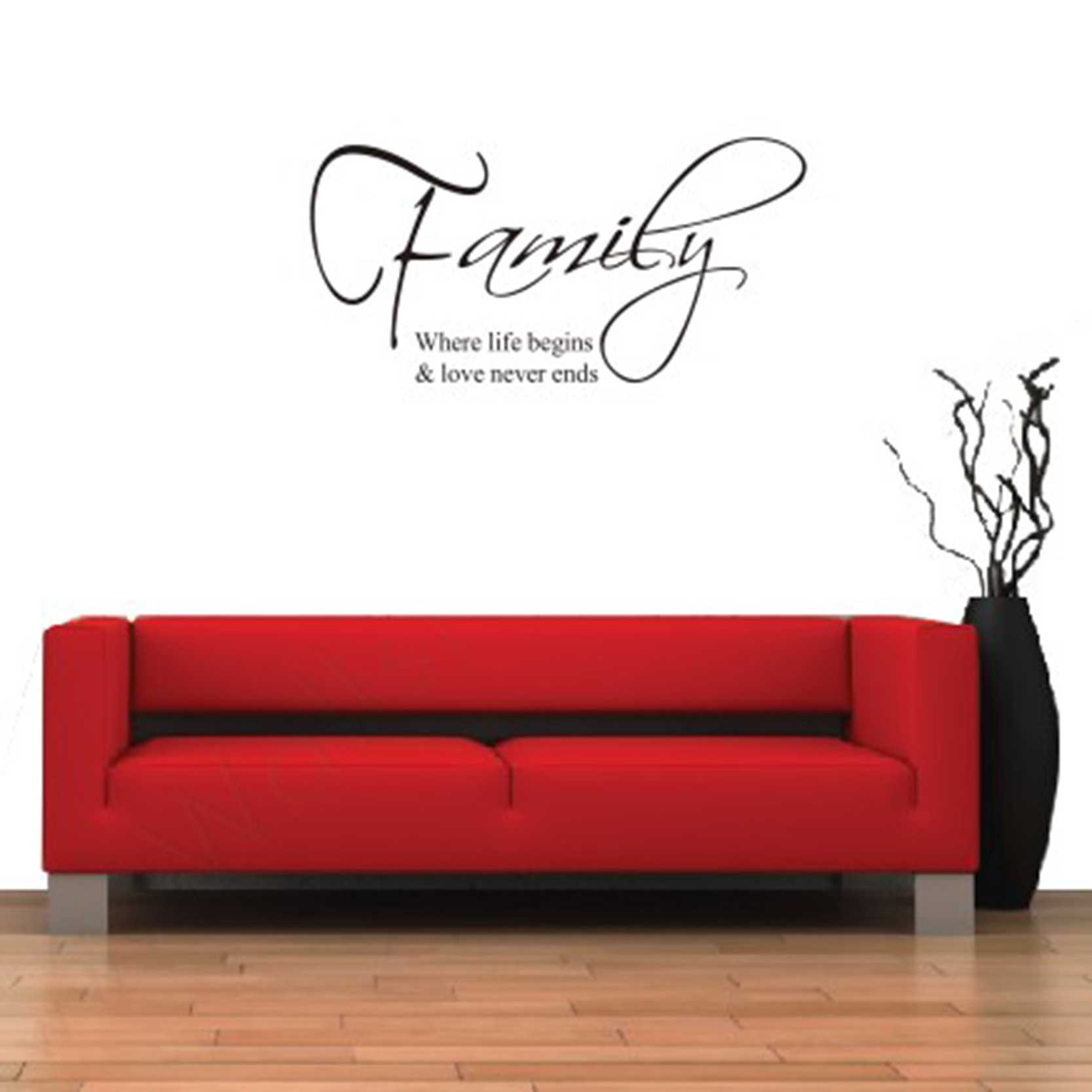 compare prices on family english online shopping buy low price 2016 family english quote wallsticker decoration home removable decor pvc waterproof wall decal quote sticker