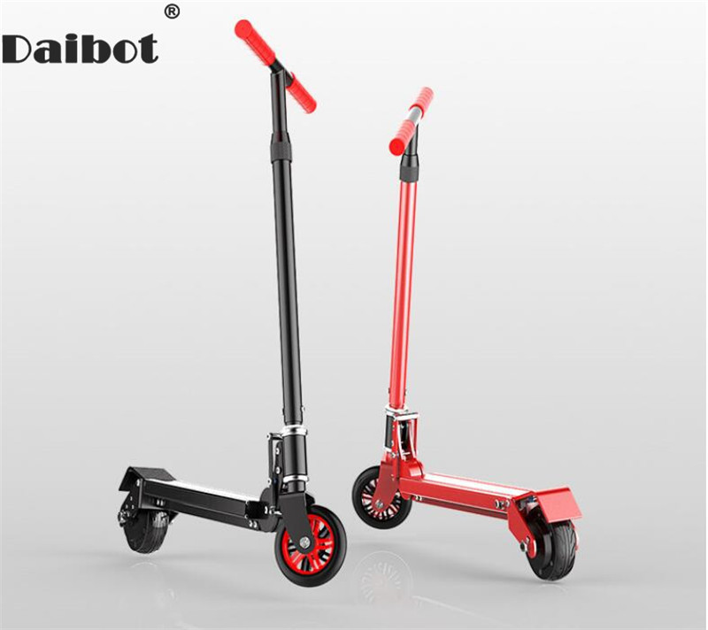 Daibot Electric Scooters Adults Two Wheel Electric Scooters Samsung Lithium Battery 24V Folding