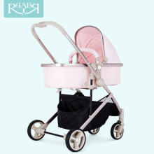 2017 new Babyruler fashion fresh high-end kid carriage two-way push baby stroller