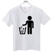 Summer New Atheist Symbol FSM Pastafarian Religion Funny Save The Planet Atheist T-Shirts Mens O-Neck Cotton T Shirts футболка классическая printio atheist