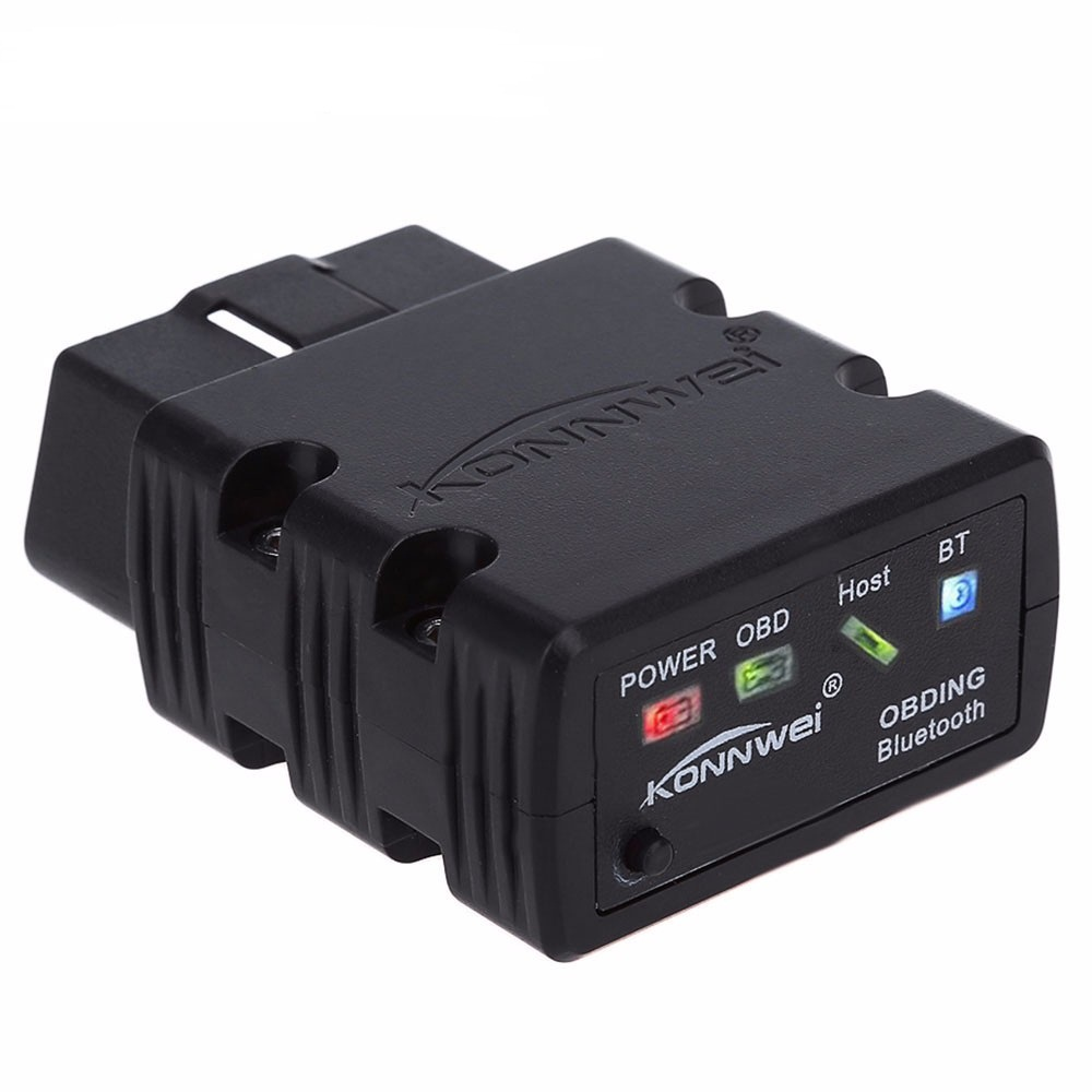 New Konnwei KW902 Mini ELM327 Bluetooth KW902 OBD-II Car Auto Diagnostic Scan Tools Automo