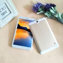 ZDX телефонный звонок 8.0 дюймов Tablet PC 1 ГБ Оперативная память 8 ГБ Встроенная память MTK6580 3 г Android Quad Core Телефон Wi-Fi FM IPS ЖК-дисплей 1 г + 8 г таблетки ПК