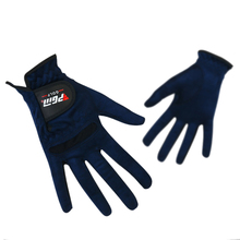 Outdoor Sports Polo Golf Glove High Quality PGM Brand Women Gloves Super Fiber Cloth Elastic Breathable Lady 1pair 4 Colors