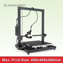 Newest Version High Precision 0.05mm Huge Printing Size Black High-end Cheap 3D Printer